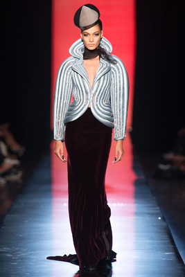 Jean Paul Gaultier Couture Look 39 Fall 2013