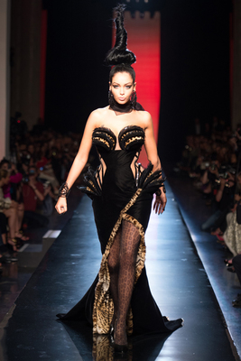 Jean Paul Gaultier Couture Look 42 Fall 2013