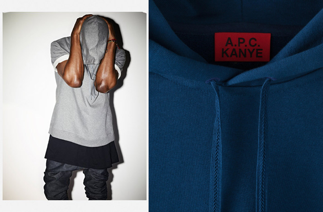 Kanye West x A.P.C Collection