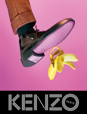 Kenzo Fall 2013 Campaign Look (1)