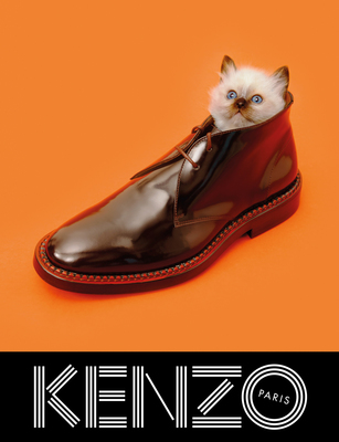Kenzo Fall 2013 Campaign Look (2)
