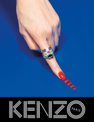 Kenzo Fall 2013 Campaign Look (5)