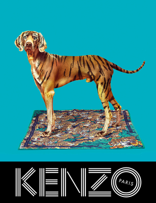 Kenzo Fall 2013 Campaign Look (6)