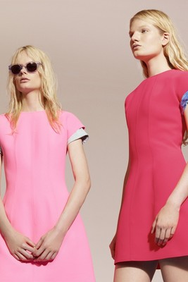 Kenzo Look 10 Resort 2014 Collection