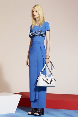 Kenzo Look 11 Resort 2014 Collection