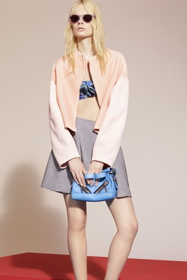 Kenzo Look 15 Resort 2014 Collection