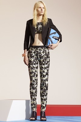 Kenzo Look 22 Resort 2014 Collection