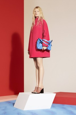 Kenzo Look 6 Resort 2014 Collection