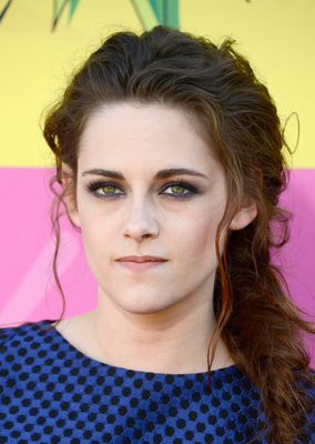 Kristen Stewart Braided Hairstyle