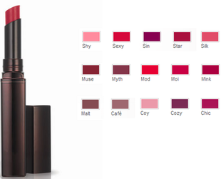 Fifteen covetable new lipstick tones await in Laura Mercier's newest fall line. Have a look.