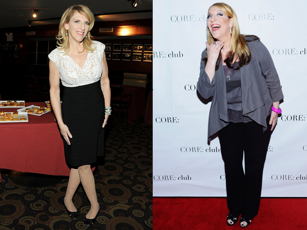 Lisa Lampanelli Weight Loss Before And After