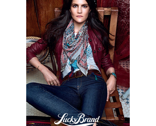 A new range of jeans made in USA will soon arrive in Lucky Brand stores near you. Find out more.