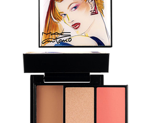 The first fall 2013 MAC makeup collection is dedicated to illustrator Antonio Lopez. Check it out!