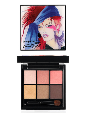 Mac Mario Lopez 6 Eyes Palette Creative Copper