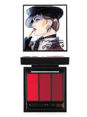Mac Mario Lopez Lip Palette Red