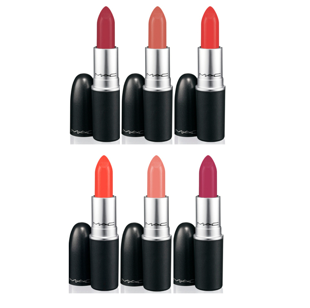 Mac By Request 2014 Lipsticks