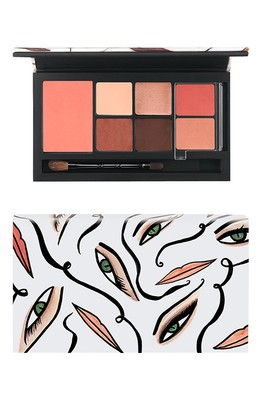 Mac Illustrated Rebecca Moses Brown Face Kit