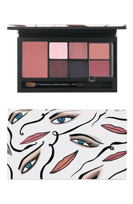 Mac Illustrated Rebecca Moses Plum Face Kit