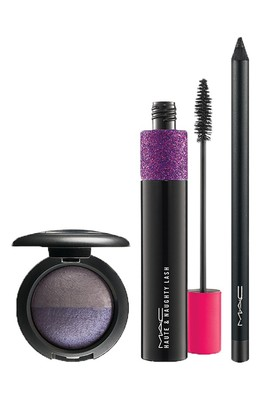 Mac Illustrated Sultry Eye Bag By Rebecca Moses