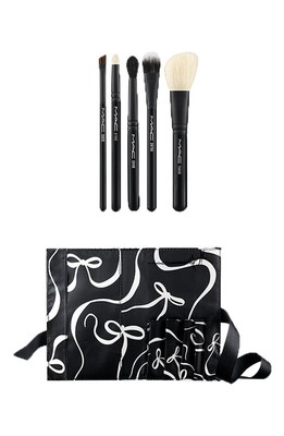 Mac Illustrated By Rebecca Moses Brushes