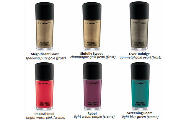 Mac Indulge Fall 2013 Collection