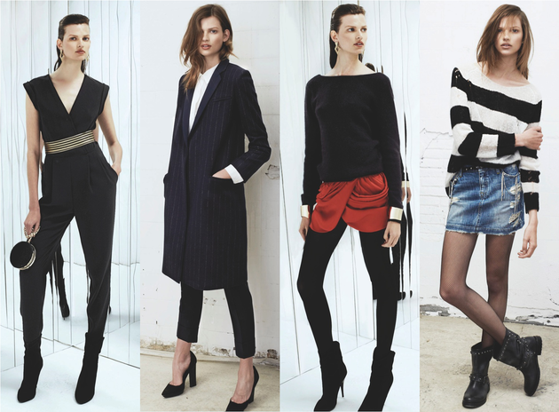 Mango Fall 2013 Collection