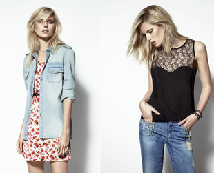Check out this month's style essentials from Mango!