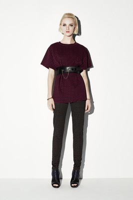 Mc Q By Alexander Mc Queen Resort 2014 Collection Look  11