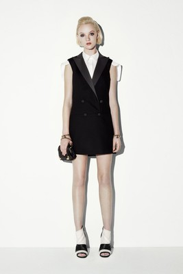 Mc Q By Alexander Mc Queen Resort 2014 Collection Look  8