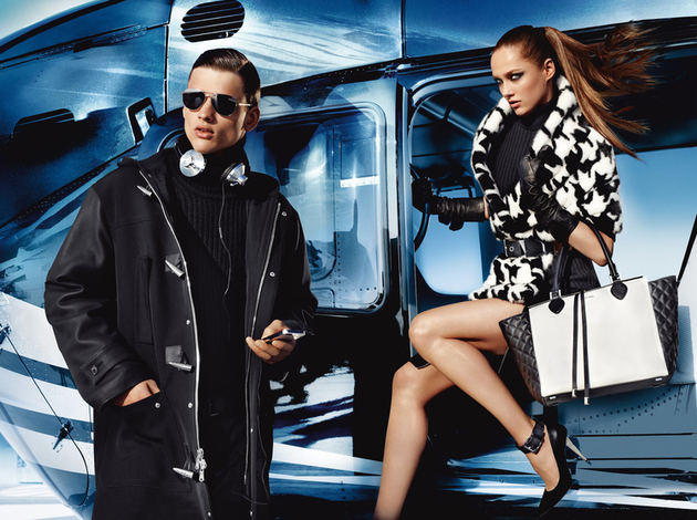 Michael Kors Fall 2013 Ad Campaign