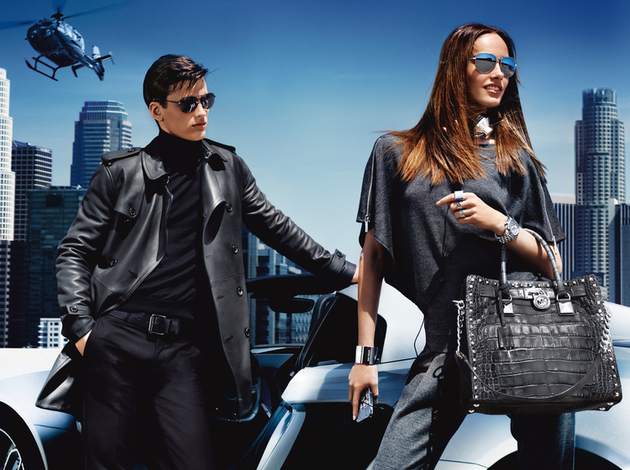 Michael Kors Fall 2013 Campaign