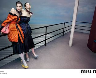 Check out the Miu Miu's ads for fall/winter 2013!