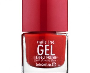 Love gel manicures but hate all the hassle that comes with them? The new Nails Inc Gel Effect nail polishes that will soon hit the market might prove a convenient solution for your problem.