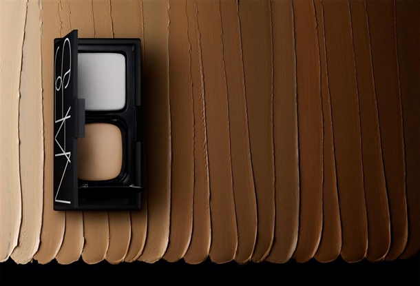 Nars Radiant Cream Compact Foundation Line