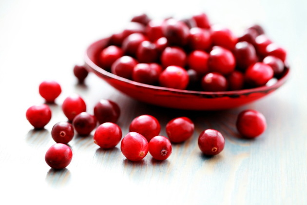 Cranberries Against Psoriasis