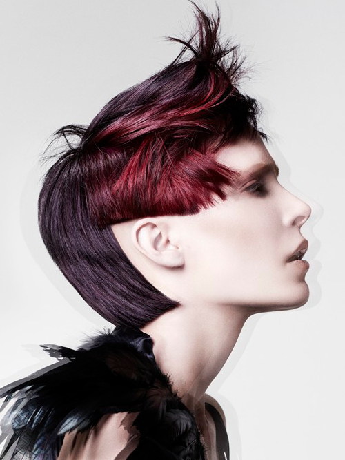 Admirable New Short Punk Hairstyles For Women Short Hairstyles For Black Women Fulllsitofus