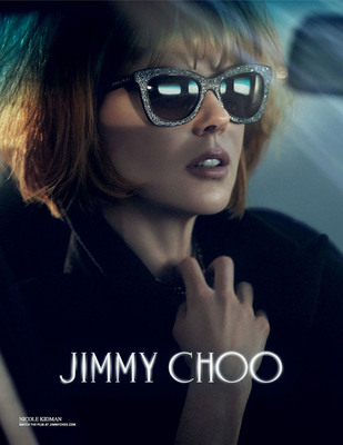 Nicole Kidman For Jimmy Choo Accessories