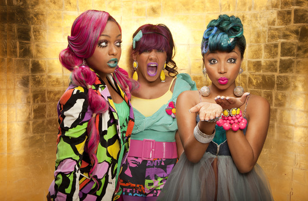 Omg Girlz Hair Color