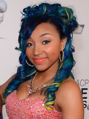Zonnique Pullins Omg Girlz Hair Color