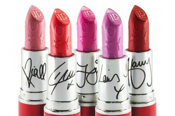 One Direction Lipsticks
