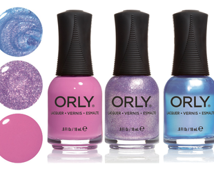 Surreal colors? That's the promise of the newest Orly nail polish collection for fall 2013. Have a look!