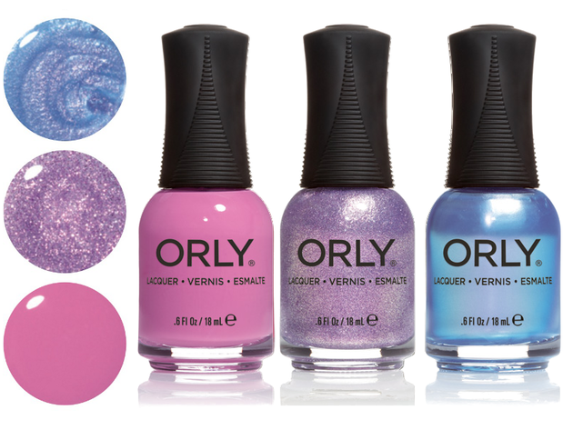 Orly Surreal Fall 2013 Light Tone Nail Polish