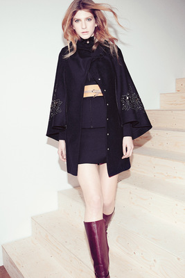 Patrizia Pepe Fall Winter 2013 Look   (12)