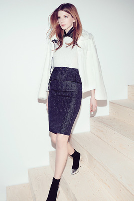 Patrizia Pepe Fall Winter 2013 Look   (2)