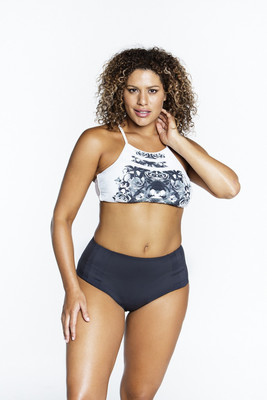Two piece Swimwear For Curvy Women