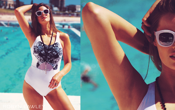 Robyn Lawley Plus Size Swimwear Line