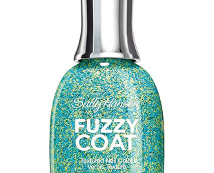 Summer 2013 comes with not one, but two textured nail polish lines from Sally Hansen:Fuzzy Coat and Sugar Coat. Find out more!