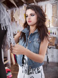 Selena Gomez for Adidas Neo Fall 2013 Campaign