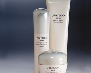 This September, Shiseido will release Ibuki, a new line of skin care products. Find out more.