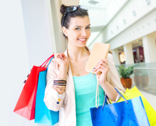A new study revealed that women can burn as much as 15 000 calories a year shopping. Find out more!